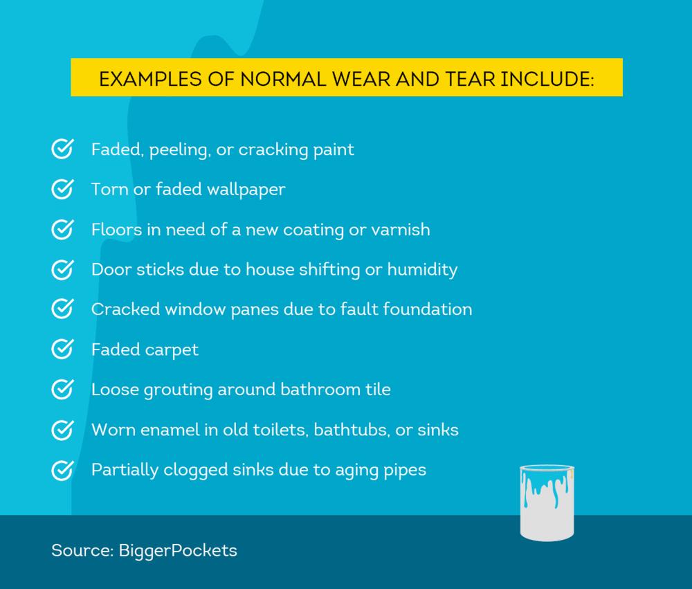 Normal Wear & Tear