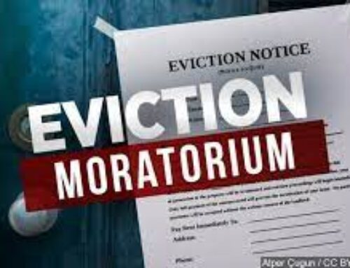 Landlord faces homelessness as tenants fall behind on rent during eviction ban