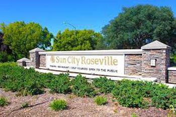 Sun City Roseville, CA